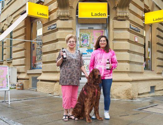 Stuttgarter Hofbräu Käpsele Claudia Laden 0711