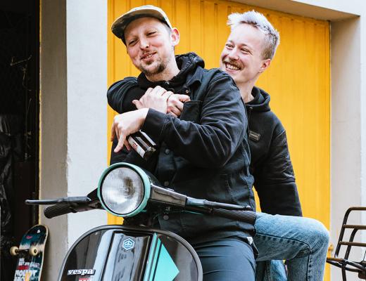 Knuffig & Klein