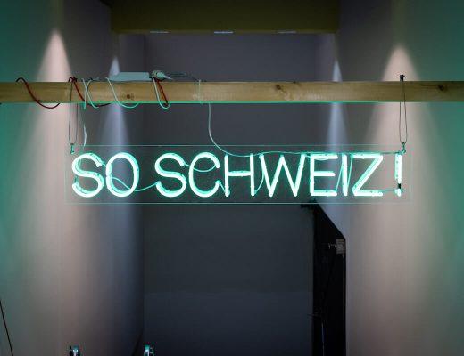 Pop-up House of Switzerland
